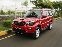 the Mighty Muscular and all new Scorpio!